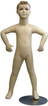 Boy Child Mannequin Fleshtone MM-303