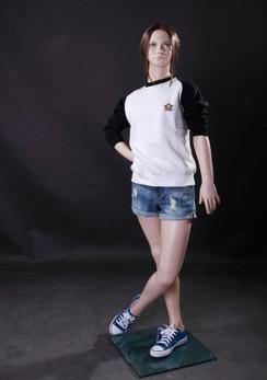 Teen Girl Mannequin Fleshtone Mannequin MM-SK04