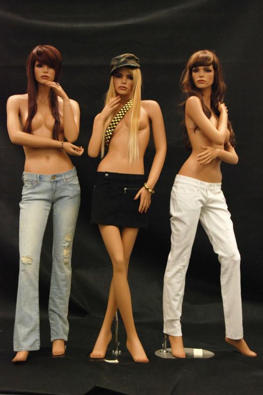 Female Mannequin Group MM-FR-GROUP2