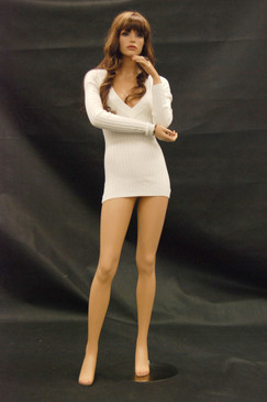 Female Mannequin Tan Skin Tone MM-FR10