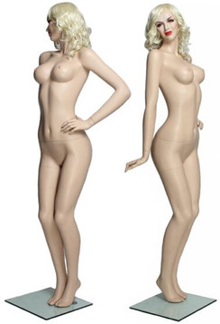 Marilyn Monroe Female Mannequin Fleshtone MM-MONROE3