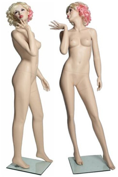 Marilyn Monroe Female Mannequin Fleshtone MM-MONROE4