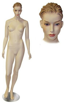 Female Mannequin Fleshtone MM-AC3F