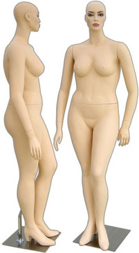 Plus Size Female Mannequin MM-305