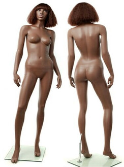 African American Female Mannequin MM-MYA01