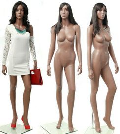 African American Female Mannequin MM-MYA02