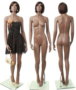 African American Female Mannequin MM-MYA03