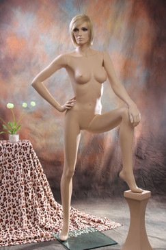 Sexy Female Mannequin Fleshtone MM-VIS04