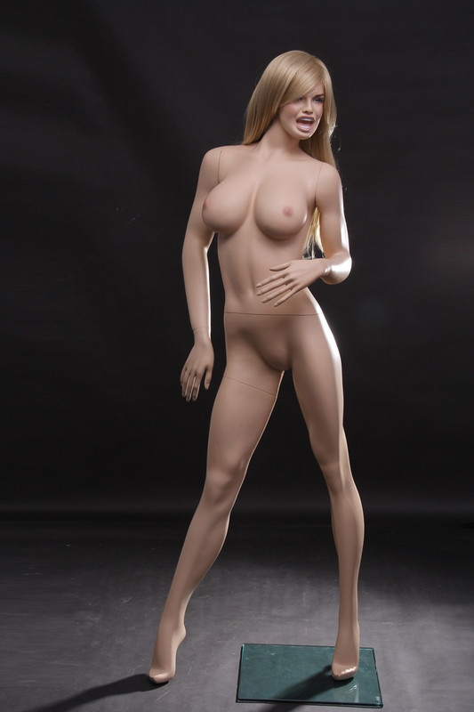 Sexy Female Mannequin Fleshtone with MM-VIS01