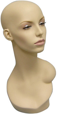 Female Display Head Item # MM-E1