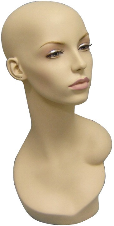 Female Display Head Item # MM-E1