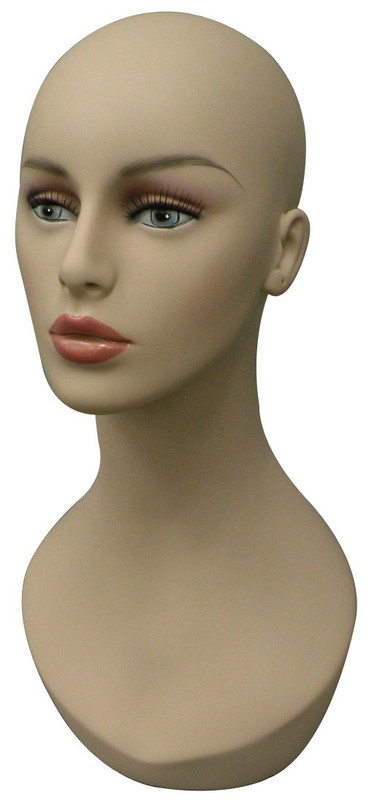Female Display Head Item # MM-H3