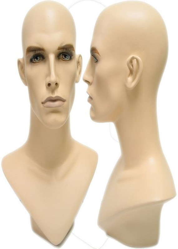 Male Display Head Item # 175