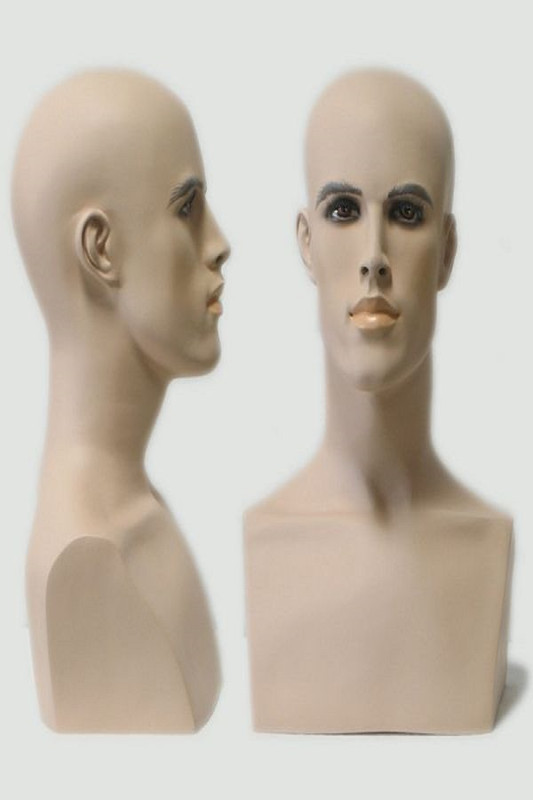 Male Display Head Item # MM-413