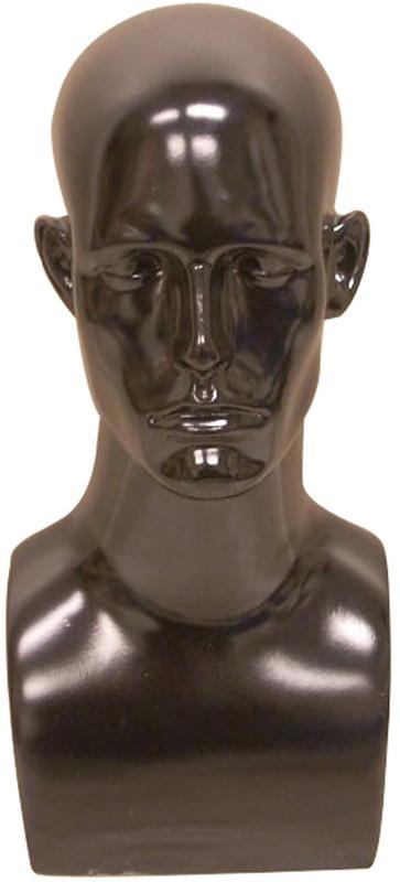 Male Display Head Item # MM-EraBlk