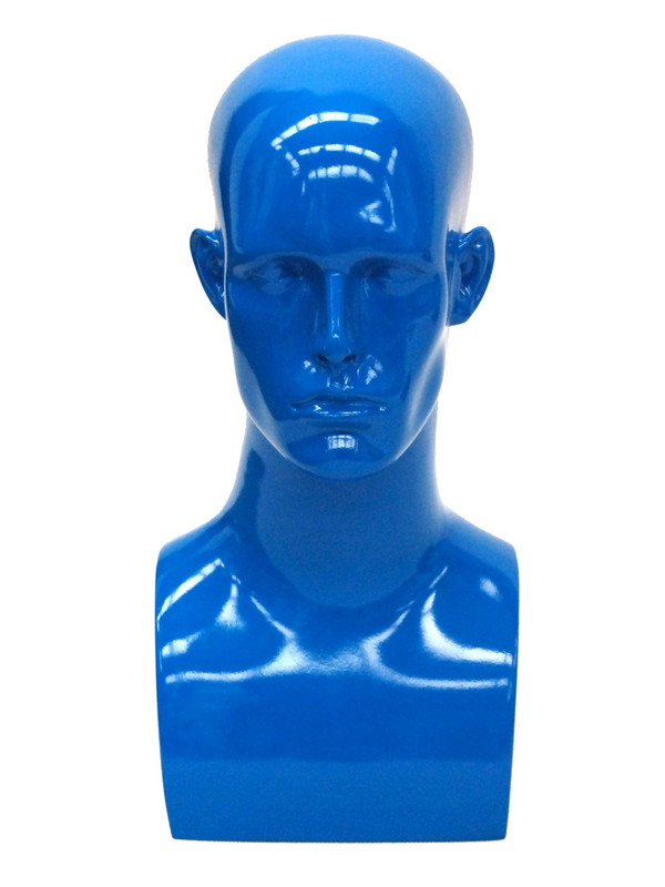 Male Display Head Item # MM-EraBlu
