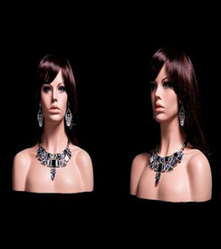 Female Display Head Item # MM-H1