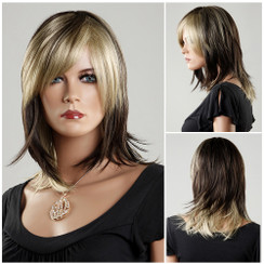 Female Mannequin Wig - MM-ZL1018