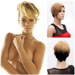Female Mannequin Wig - MM-Rihanna