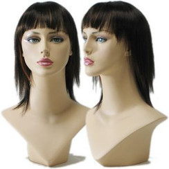 Female Mannequin Wig - MM-030