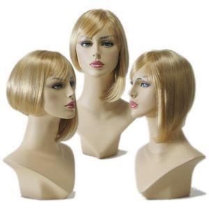 Female Mannequin Wig - MM-032