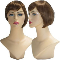 Female Mannequin Wig - MM-0036