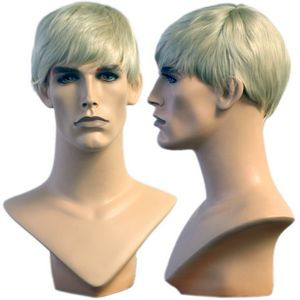 Male Mannequin Wig - MM-011M
