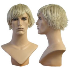 Male Mannequin Wig - MM-016M