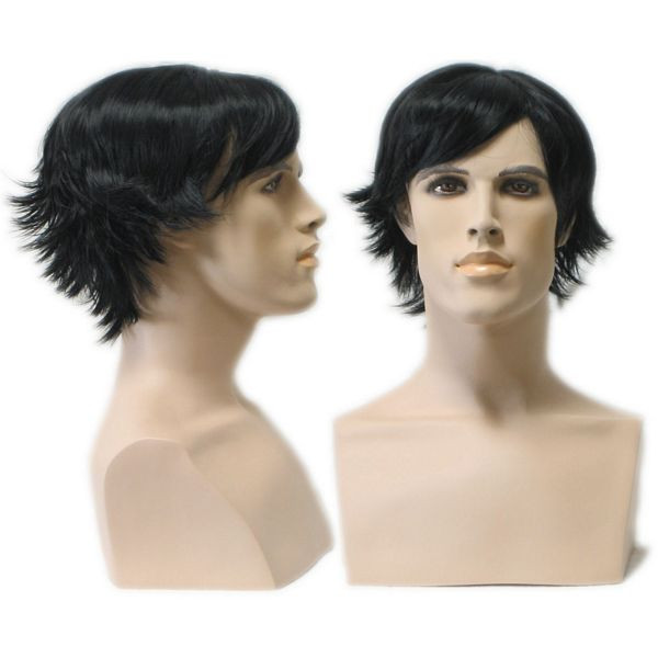 Male Mannequin Wig - MM-025M