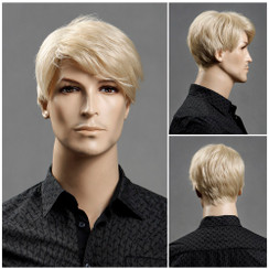 Male Mannequin Wig - MM-ZL11