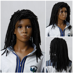 Teen Mannequin Wig - MM-BC06