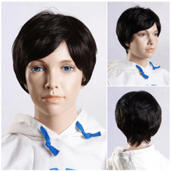 Male Teen Mannequin Wig - MM-BC01