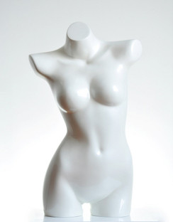 Pearl Female Headless Sexy Torso MM-BL2PRL