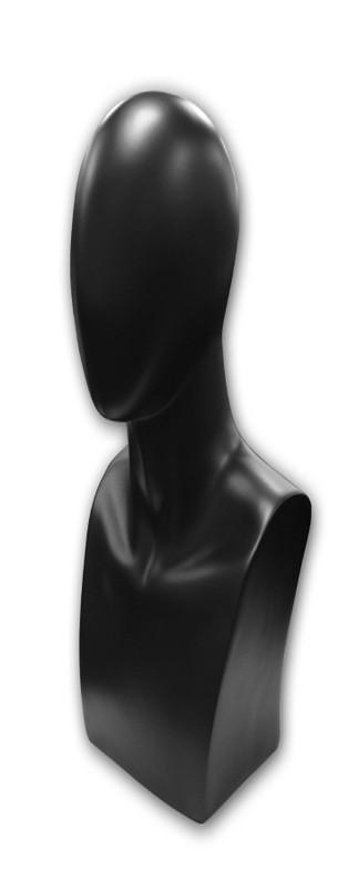 Male Display Head MM-HD86M-BLK