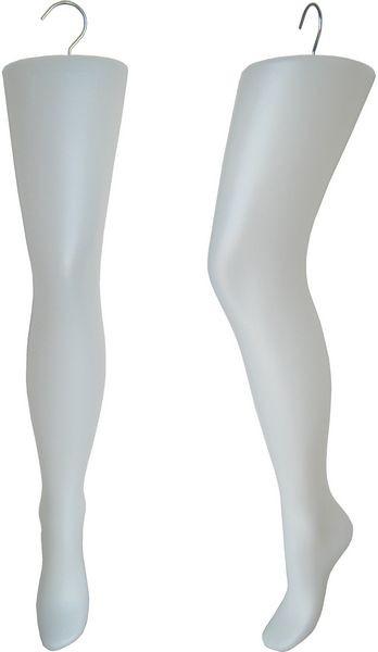 5 Units Plastic Ladies' Hosiery Leg Hangers PS-233