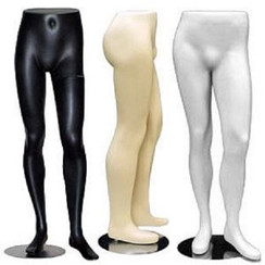 Male Mannequin Leg Form MM-146