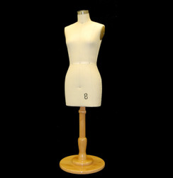 Professional Mini Scale Ladies Dress Form MM-HALFSCALE