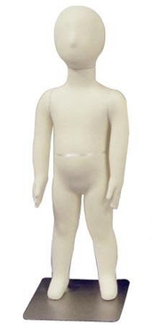 1 Year Old Poseable Child Mannequin with Flexible Arms MM-JFCH01T