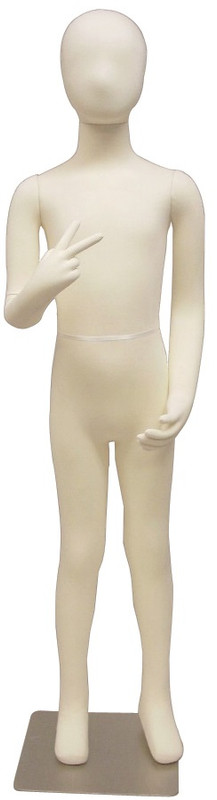 9 years old poseable child mannequin with flexible arms mm for Table top jocel jf 85