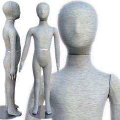 Flexible Kid Mannequin with Head 3' 9'' (5C-6C) MM-99