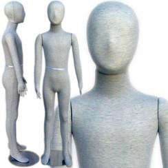 Flexible Kid Mannequin with Head 4' 9'' (8C-9C) MM-101