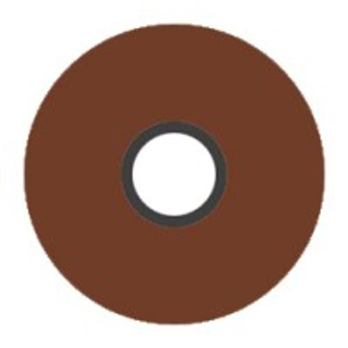 Magna-Glide 'M' Bobbins, Jar of 10, 20478 Rust Brown