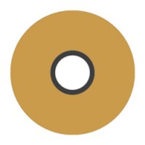 Magna-Glide 'M' Bobbins, Jar of 10, 27407 Military Gold