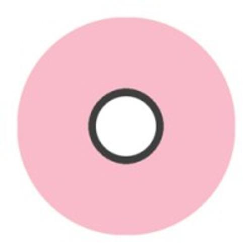 Magna-Glide 'L' Bobbins, Jar of 20, 70182 Cotton Candy