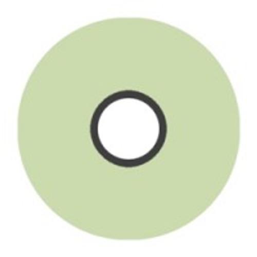 Magna-Glide 'L' Bobbins, Jar of 20, 60580 Celery