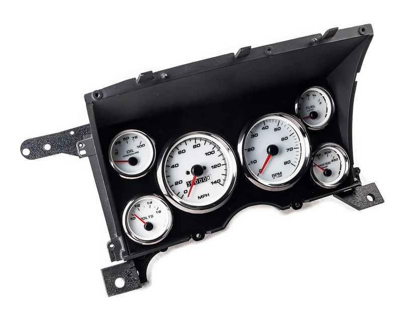 Products - Gauges And Packages - Direct Fit Packages
