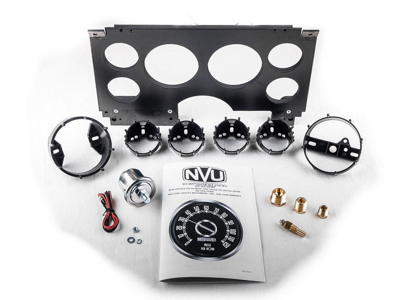 2001 s-10 custom gauges bracket kit