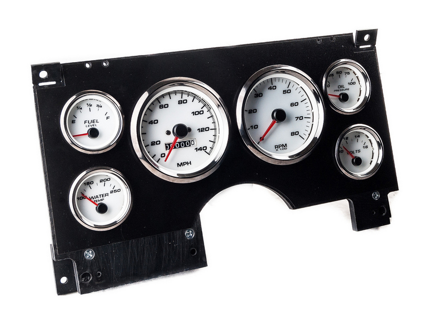 95 s-10 custom gauges
