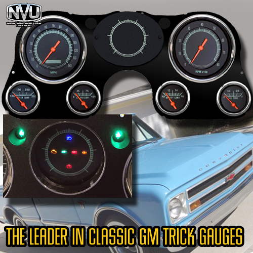 classic truck gauges chevy 67-72