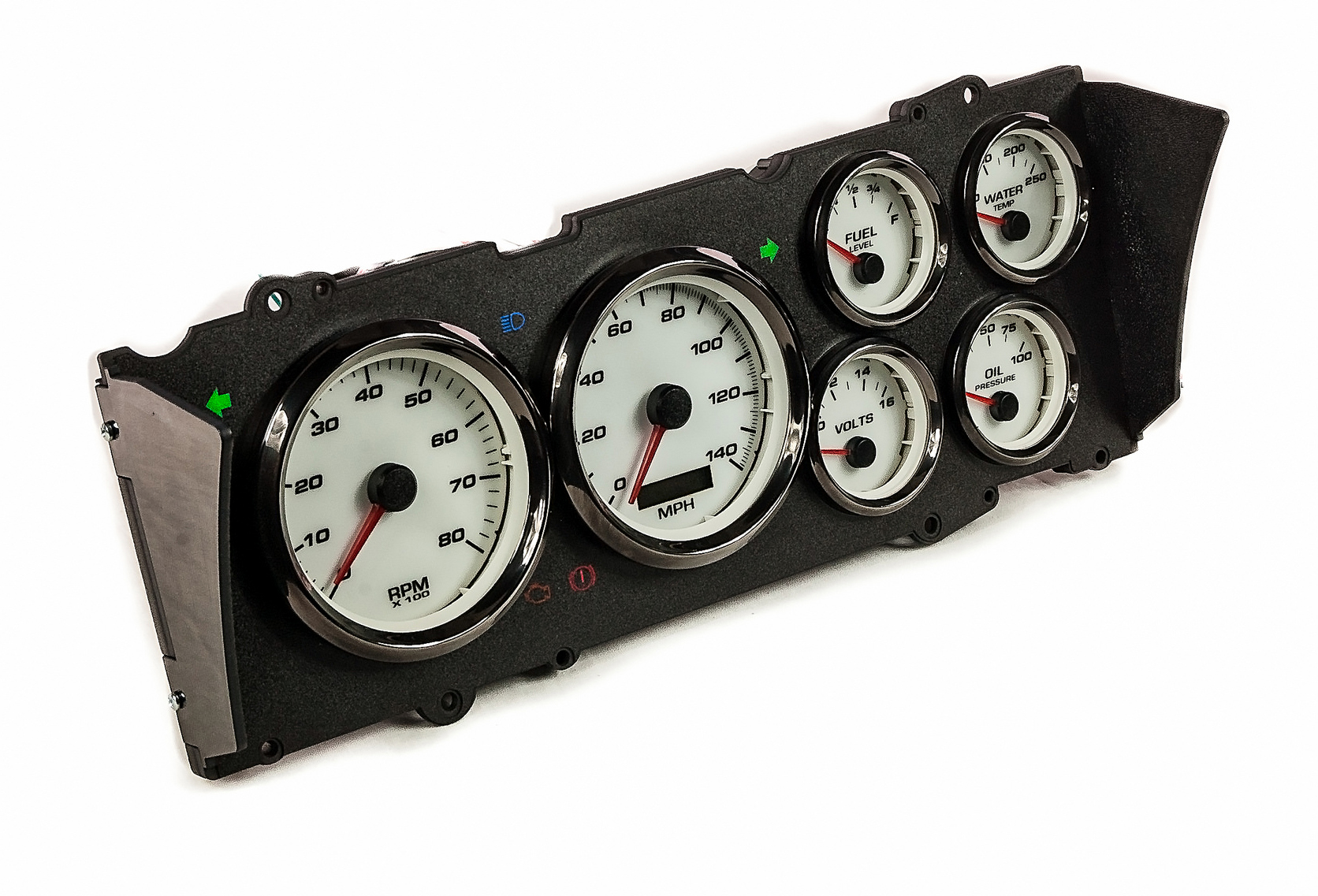 cutalss g-body afternmarket gauges instruments
